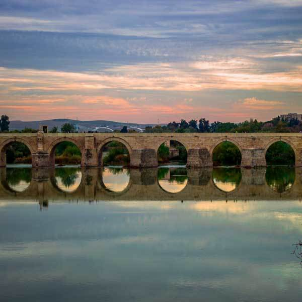 The bridge used for the Long Bridge of Volantis is in Cordoba in Spain