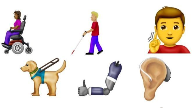 The emojis include a range of differently abled ones