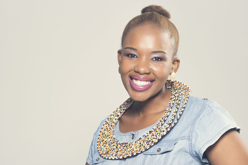 Sihle Hlope from Passion Seed Communications