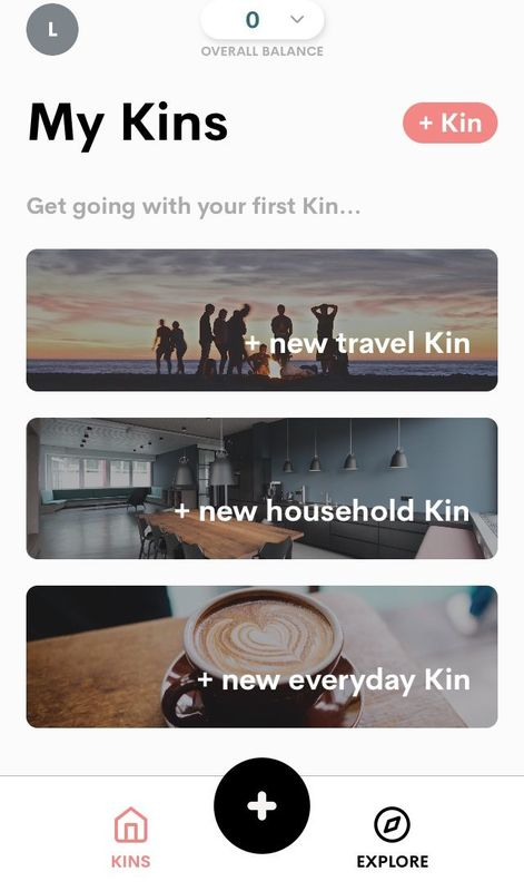 Download Kin for iOS or Android