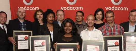 Vodacom Journalist of the Year Awards 2017