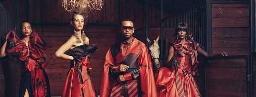 Vodacom Durban July partners with David Tlale