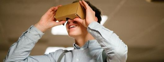 The amazing world of Virtual Reality learning