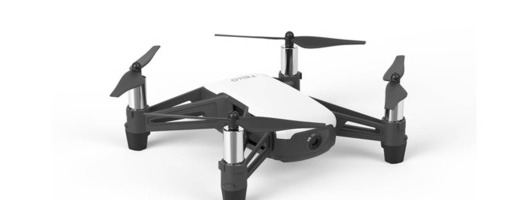 DJI Tello Drone: See the world from the sky
