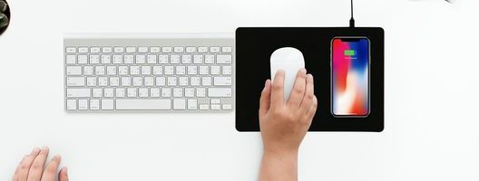 Change the way you work with a Snug mousepad