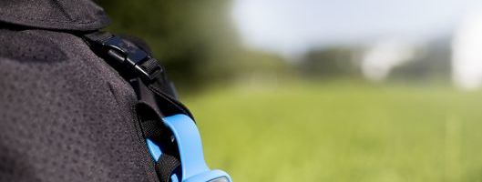 Ease your mind with the V-Bag Tracker