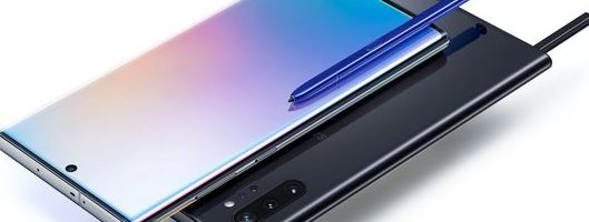 The Samsung Galaxy Note10 for business
