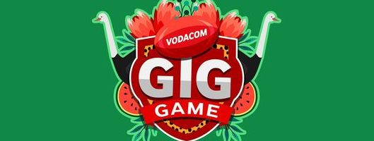 The Vodacom Gig Game 🏉