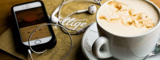Podcasts for creative thinking