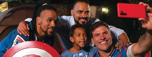 Register for the Father and Son Campout